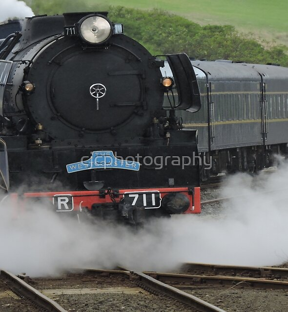 Full steam Ahead by cjcphotography
