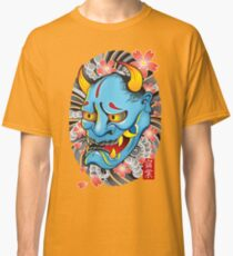 Hanya Demon Mask Classic T-Shirt