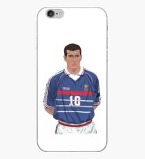 Zinedine Zidane iPhone Case