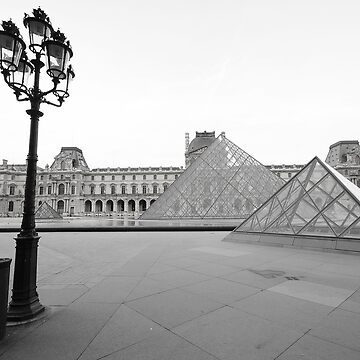 Early Louvre by vicpug