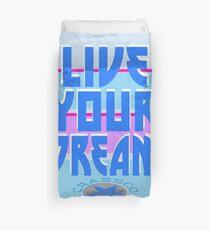 LIVE YOUR DREAM Bettbezug