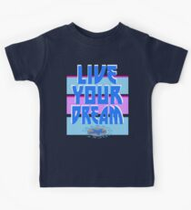 LIVE YOUR DREAM Kids Tee