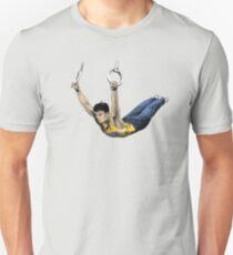 Camiseta unisex gimnasia