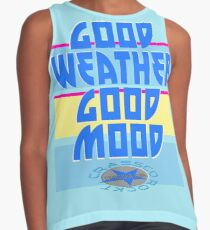 GOOD WEATHER - GOOD MOOD Kontrast Top