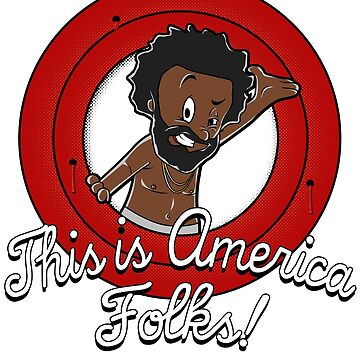 This is America Folks by AMDY