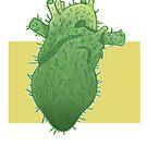 Cactus Heart  by mimi111art