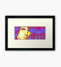 Syd Framed Print