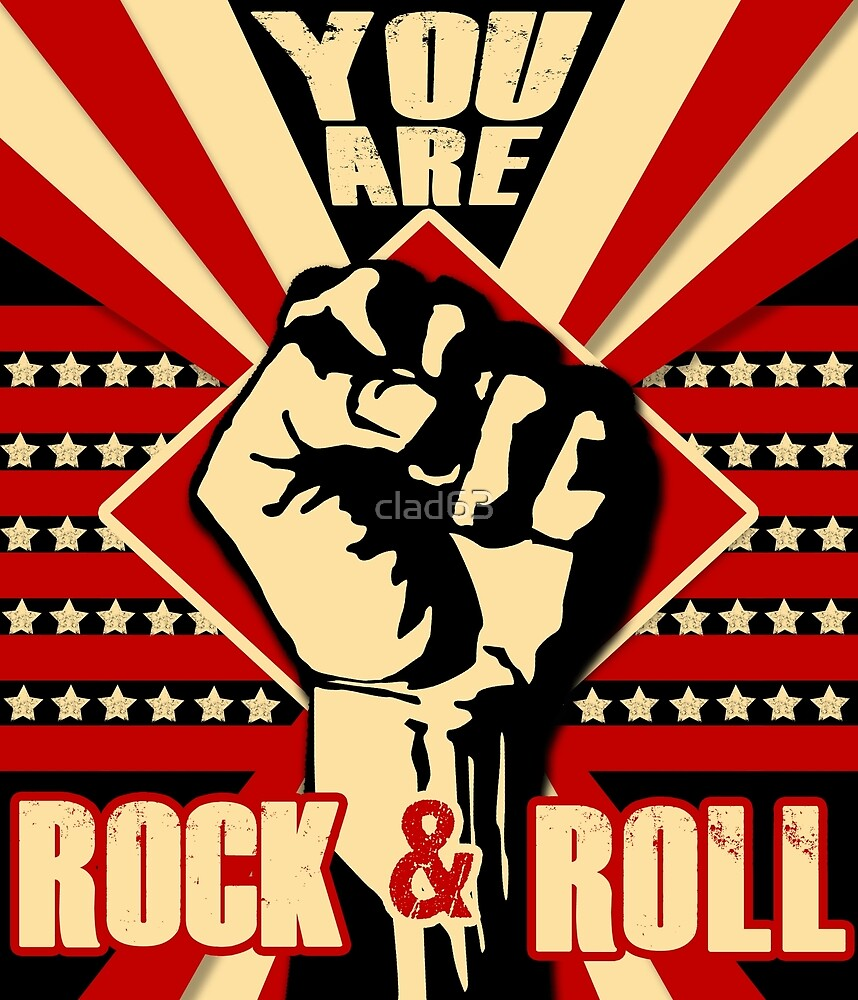 u2 american soul design you are rock and roll\