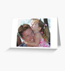 Luv Ya Dad! Greeting Card
