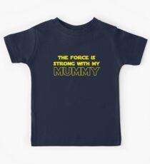 Mummy Force Kids Tee