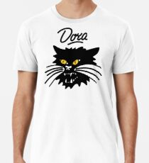 Dora black original design Men's Premium T-Shirt