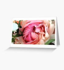 Pivoine Carte de vœux