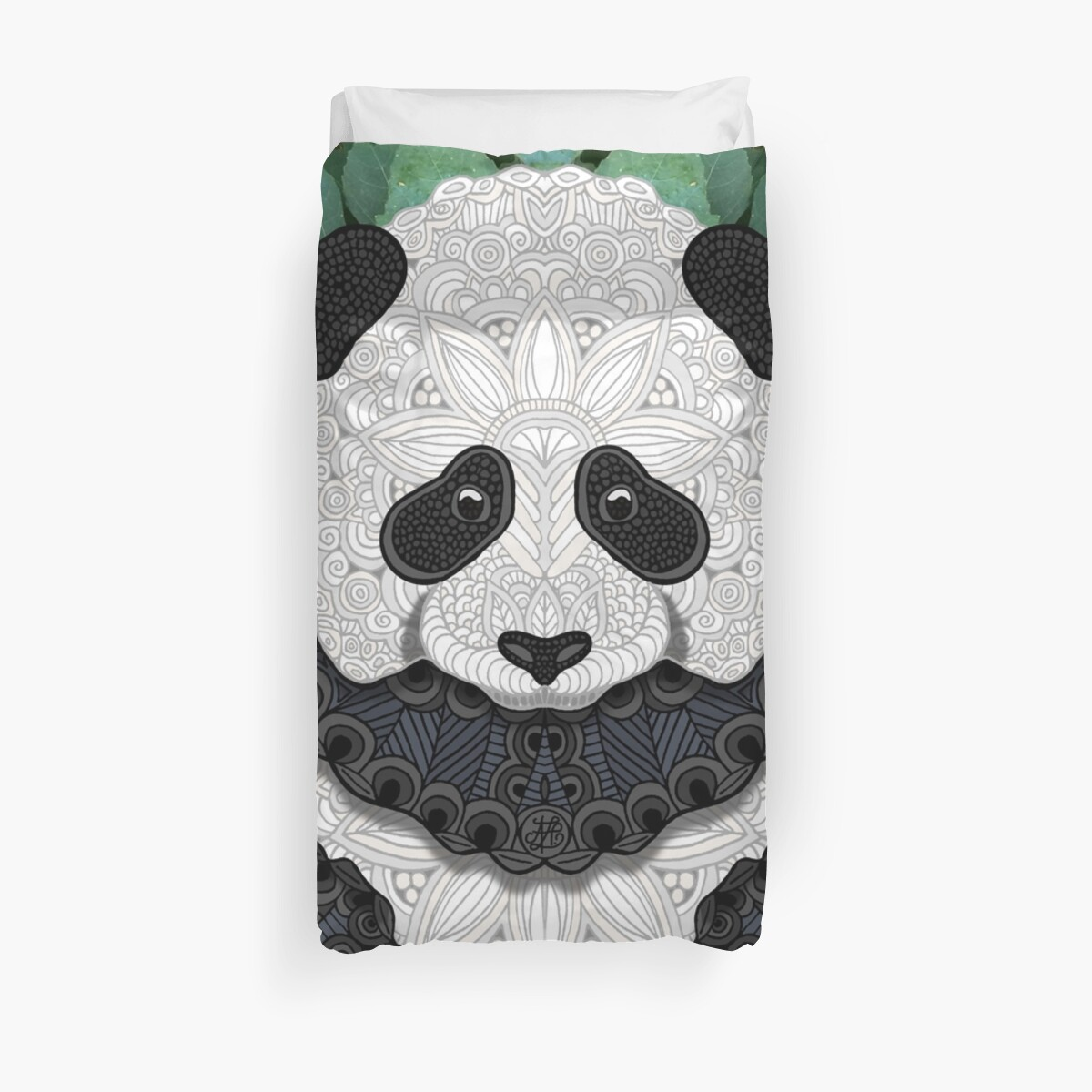 Little Panda by artlovepassion