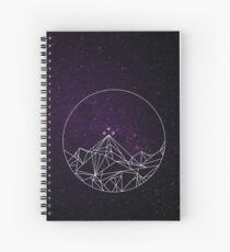 NIGHT COURT Spiral Notebook