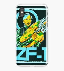 Zorg and the ZF-1 iPhone Case