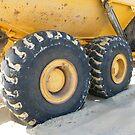 Big wheels keep on turning! by lilleesa78