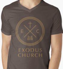 Exodus Seal - one color Men's V-Neck T-Shirt
