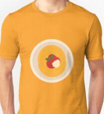 Spaghetti, Tomato, Parmesan & Basil Unisex T-Shirt