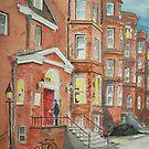 The Postman by Alan Harris