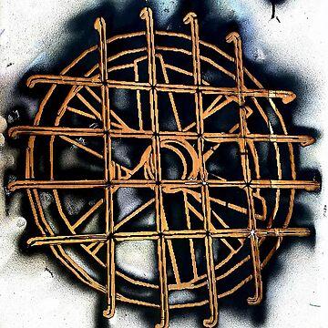 exhaust stencil by betofaria