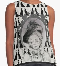 The Dowager Countess Contrast Tank