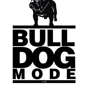 bull dog mode by Arodi