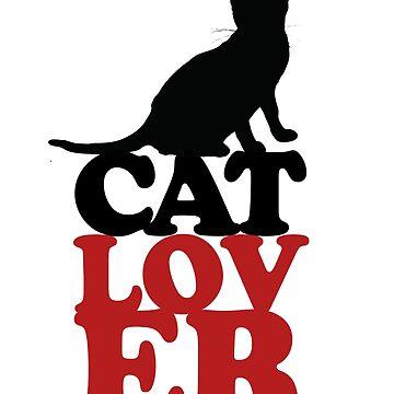 Amante de los gatos by Arodi