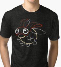 Minimalist Five Star Pokemon Tri-blend T-Shirt