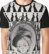 The Dowager Countess Graphic T-Shirt