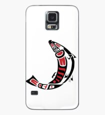 Mistamek: Salmon Case/Skin for Samsung Galaxy