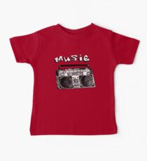 Dgz Music Kids Clothes