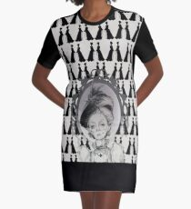 The Dowager Countess Graphic T-Shirt Dress