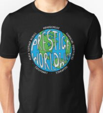 Step Brothers | Prestige Worldwide Enterprise | The First Word In Entertainment | Original Design Unisex T-Shirt