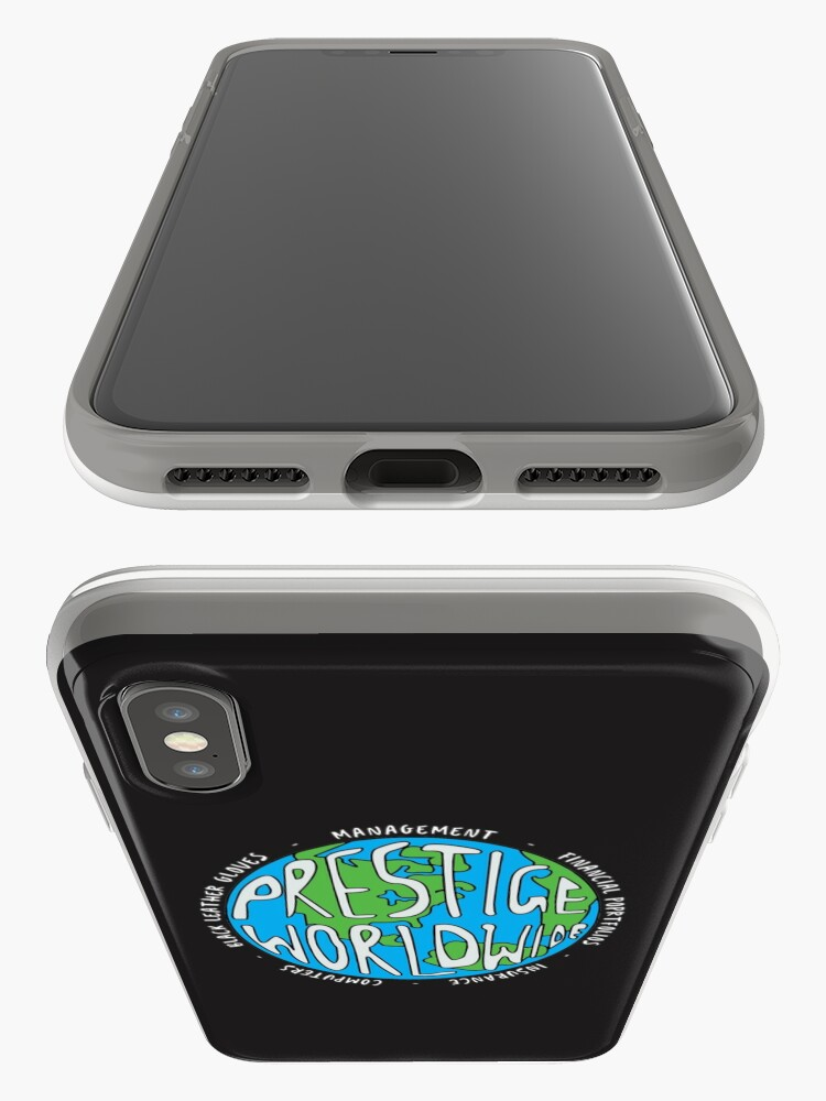 Alternate view of Step Brothers | Prestige Worldwide Enterprise | The First Word In Entertainment | Original Design iPhone Case & Cover