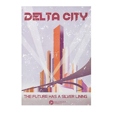 OCP Delta City by richturner81