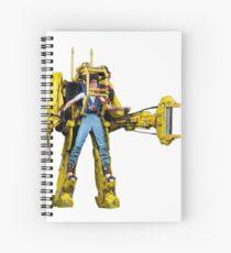Ripley Power Loader Spiral Notebook