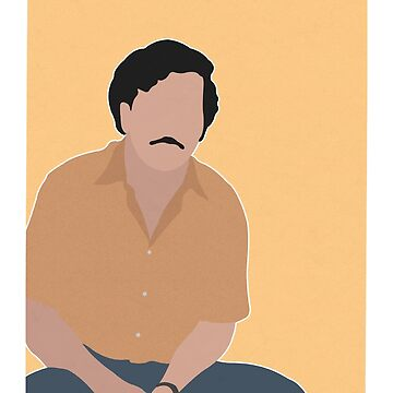 PABLO ESCOBAR by barneyrobble