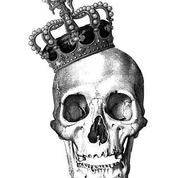 Skull King by rfarrelldesign