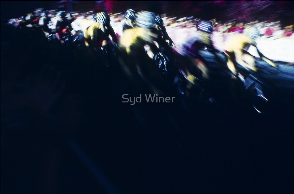 The Riders 2009 No.11 by Syd Winer