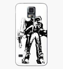 Ripley Power Loader B&W Case/Skin for Samsung Galaxy