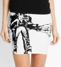 Ripley Power Loader B&W Mini Skirt