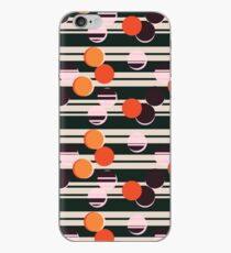 Sunray Trough The Venetian Blind - Pattern // Summer Night iPhone Case