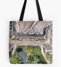 Vue de la Tour Eiffel II Tote Bag