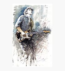 Jazz Rock John Mayer 05 Photographic Print