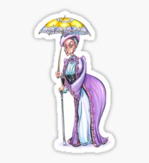The Dowager Grantham Sticker