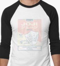 Joji Cigarette Box Parody Design Men's Baseball ¾ T-Shirt