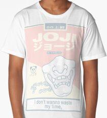 Joji Cigarette Box Parody Design Long T-Shirt
