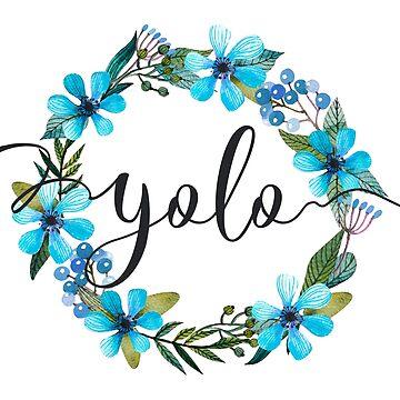 Yolo by vanesaurus