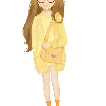 Honey Lemon! by giuliaiulia