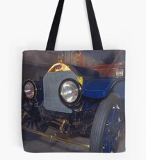 Out of a Mist at the Museum Tote Bag